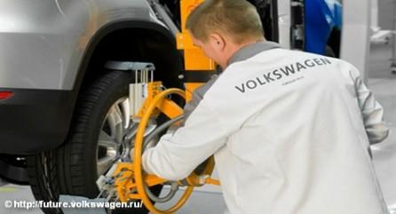 Группа Volkswagen увеличила свои продажи в первом квартале 2011 года до 30,8 процента. Это почти € 37,5 млрд. О чем компания радостно и объявила в среду. Прибыль составила € 1,7 млрд., что более чем в три раза превышает аналогичный показатель  прошлого года. Таким образом, немецкий автопроизводитель укрепляет его позиции в гонке за мировое лидерство.