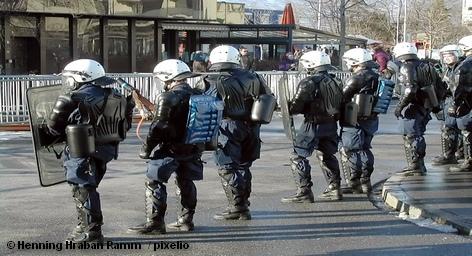 милиция, полиция