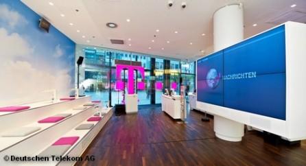 Клиенты Deutsche Telekom в Америке, Восточной Европе и на родине стройными рядами покидают компанию.
