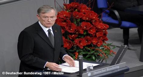 13-й президент Германии и 9-й Федеральный президент ФРГ Хорст Келер
