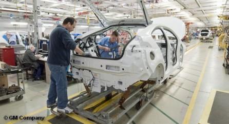 Opel и альянса Peugeot-Citroën задумывают рокировку производств.