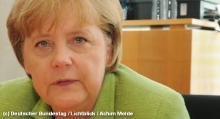 Ангела Меркель во вторник в третий раз подряд стала канцлером Германии и уже завтра начнет заниматься европейскими заботами.