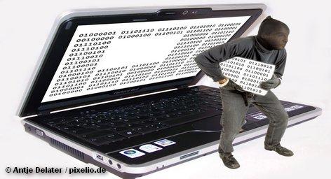 "Коллаж ""Хакеры и вирусы"""