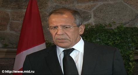 Глава российского МИДа Сергей Лавров на встрече министров «большой восьмёрки», проходящей сегодня в Канаде,не исключил, […]