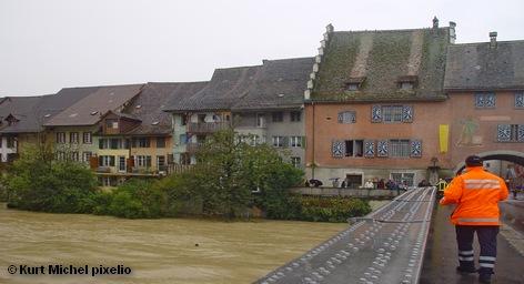 В то время как в восточной Германии воды Одера пошли на убыль, в западной части […]