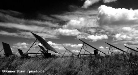 Внешние управляющие только-только успевают банкротить разорившиеся немецкие предприятия по производству солнечных батарей.