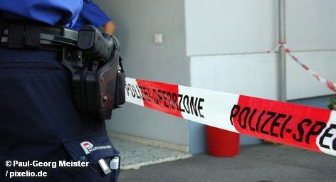 Полицейское ограждение