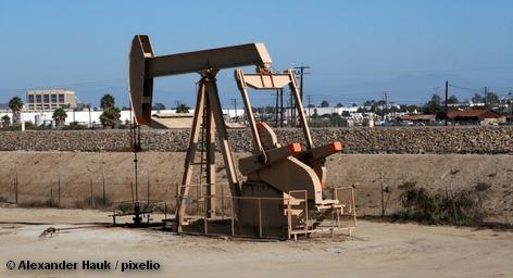 Wintershall, дочернее предприятие BASF, добывает из песчаника на месторождении Эмлихайм на немецко-голландской границе примерно 145 тысяч тонн нефти в год. Примерно в ста метрах от немецкого месторождения тем же самым занимаются голландцы. И тем и другим надо пробурить примерно тысячу метров земли, чтобы добраться до черного золота. Однако его надо еще достать.