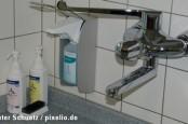Одну из немецких гостиниц пришлось временно закрыть на дезинфекцию, после того как более 300 человек заболели.
