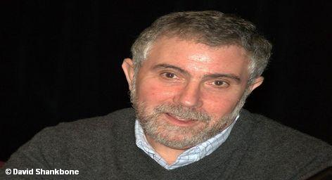 Лауреат нобелевской премии по экономике Пол Кругман, который находится в данный момент в Берлине, критически […]