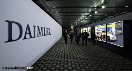 Концерн Daimler продал в его участие в европейском авиакосмическом концерне EADS за 2,2 миллиарда евро.