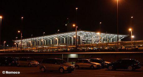 Терминал аэропорта Базель-Мюльхаузен, называемого также EuroAirport