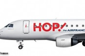 """Авиакомпания Air France запускает нового бюджетного авиаперевозчика """"Hop!"""""""
