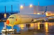 Самолет Airbus A350 уже способен передвигаться по земле. Чтобы взлететь, ему не хватает только моторов от Rolls-Royce.