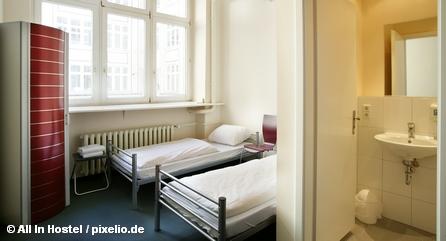 Суд Гамбурга законодательно утвердил длину кроватей в гостиницах.