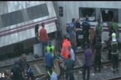 Страховая компания Allianz выплатит родственникам погибших при крушении поезда под Сантьяго-де-Компостела 60 тысяч евро.