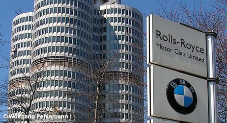 Штаб-квартира BMW в Мюнхене