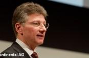 Генеральный директор Continental Эльмар Дегенхарт: Не интернет становится частью автомобиля, а машина в будущем станет частью интернета.