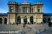 Главный железнодорожный вокзал Майнца, столицы федеральной земли Рейнланд-Пфальц, работает в ограниченном режиме.