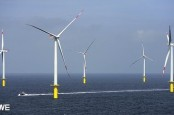 В Северном море открыт парк ветрогенераторов, который вместо электроэнергии производит выбросы оксида углерода от дизельных моторов.