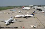 В аэропорту Франкфурт-Хан сокращается количество взлетов и посадок самолетов.
