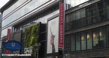 Galeries Lafayette в Берлине