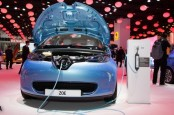 Только немецкие автопроизводители обещают до конца 2014 запустить в серию 16 электромоделей.