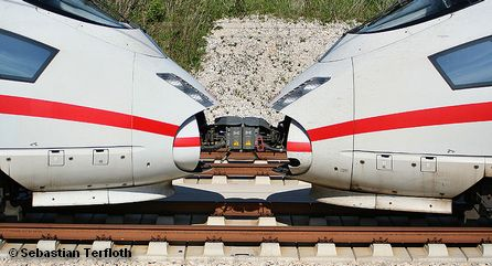 Концерн Немецких железных дорог по-прежнему ожидает поставки 16-ти высокоскоростных поездов ICE-3.