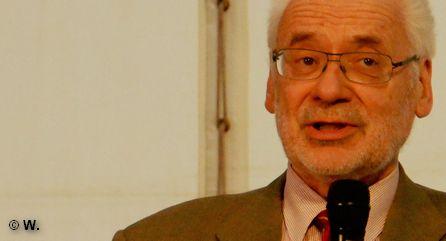 Директор венского Института Дунайского региона и Центральной Европы (IDM)  Эрхард Бузек