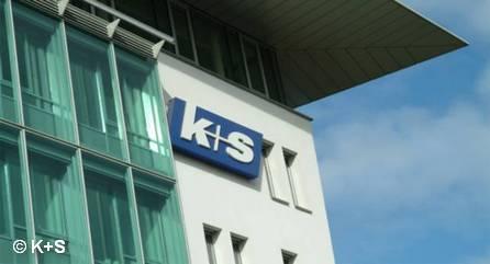 Штаб-квартира K+S в Касселе