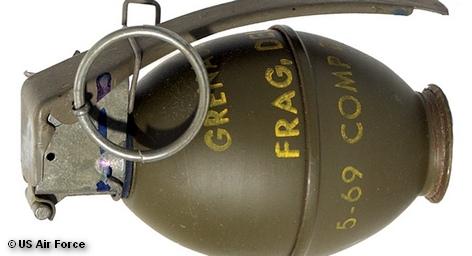 Посылку с ручной гранатой внутри обнаружили в понедельник полицейские у посольства Хорватии в Берлине, сообщает […]