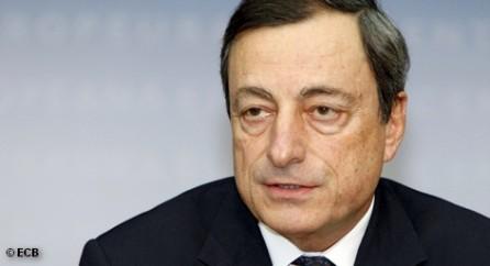 Президент Европейского центрального банка (ЕЦБ) Марио Драги