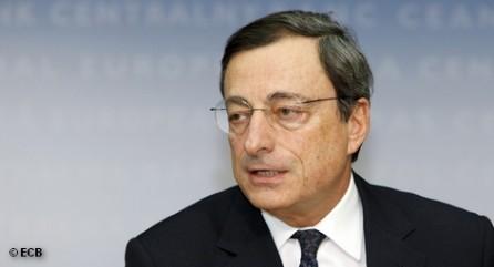 Европейский центральный банк оставил в четверг без изменений учетную ставку, пообещав в обозримом будущем активные действия.