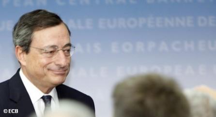 ЕЦБ оставил учетную ставку без изменений, однако глава этой организации Марио Драги дал понять, что это не табуированная тема.