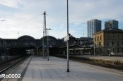 На главном железнодорожном вокзале Майнца - столицы федеральной земли Рейнланд-Пфальц - не возможен ни взрыв, ни теракт: там нет пассажиров.