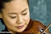 Зал камерной музыки Берлинской филармонии  и звездная скрипачка Мидори Гото празднуют тридцатилетие концертов.