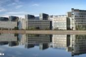 Компания Nokia может потратить средства Microsoft за продажу ее телефонного бизнеса на приобретения одного из подразделений Alcatel-Lucent.