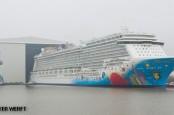 Плавучий город пассажировместимостью 4 тысячи человек с апреля будет бороздить воды Карибского моря.