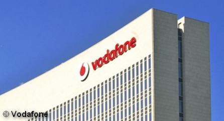 Офис Vodafone в Германии
