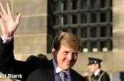 В Амстердаме празднуют вступление на престол нового короля Виллема-Александера.