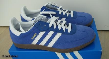 Модель Samba кроссовок Adidas