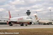 Впервые с 2007 авиакомпания Air Berlin вышла в небольшую, но прибыль.