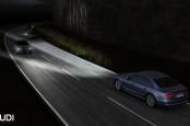 Компания Audi исключительно на ее веб-странице проводит мировую интернет-премьеру обновленного автомобиля A8.