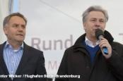 Задержка открытия нового аэропорта Берлина и Бранденбурга повлечет за собой не одну отставку и колоссальные затраты и переделки.