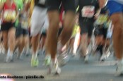 Берлинский марафон считается самым зрелищным и быстрым в мире. Однако это еще и коммерческое предприятие.