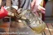 """В этом году фестиваль пива """"Октоберфест"""" посетило не так много человек, как ранее и было выпито меньше пенного напитка."""