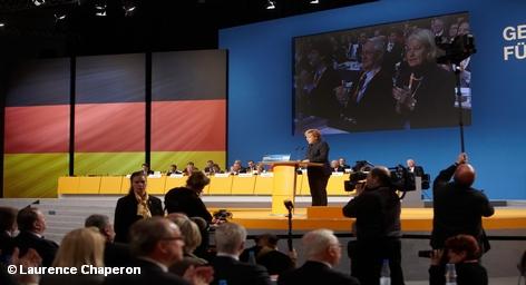 Понятно, что съезд ХДС был не просто рядовым заседанием партии, с целью косметических улучшений. Делегаты […]