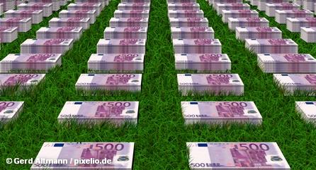 Все вместе взятые банки еврозоны держат в своих книгах около одного триллиона евро проблемных кредитов.