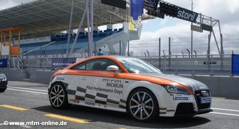 Немецкое тюнинговое ателье MTM, специализирующееся на доводке автомобилей, представило  версию Audi A1 под названием Nardo Edition. Автомобиль дебютировал на ежегодном автошоу Nardo Highspeed, в котором также приняли участие такие известные тюнинговые компании, как SpeedArt, G-Power, 9ff и MKB.