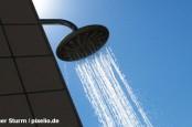 На пляжах испанской провинции Галисия вводят плату за пользование душем с пресной водой.